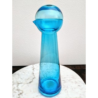 Danish Modern Midcentury Markus Johansson Geometric Decanter for Sagaform Preview