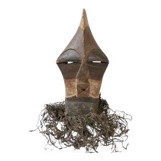 Large Songye Kifwebe African Mask