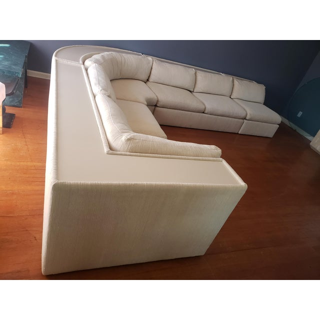 Milo Baughman for Thayer Coggin Sectional Sofa For Sale - Image 13 of 13