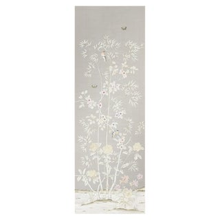 Worthmore Hand Painted Chinoiserie Panel For Sale
