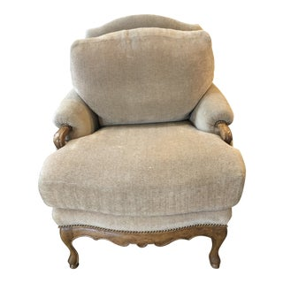 Vintage J Robert Scott Armchair For Sale
