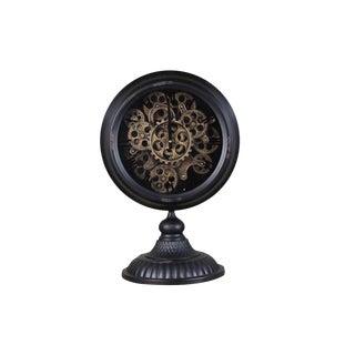 Champs Elysees Black Clock For Sale