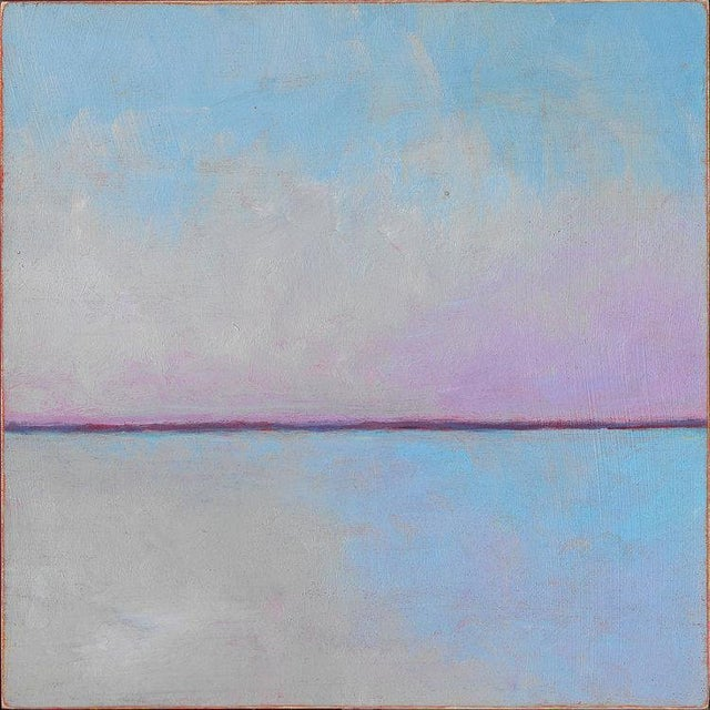 Carol C Young, Marshmallow Mauve 2, 2018 For Sale