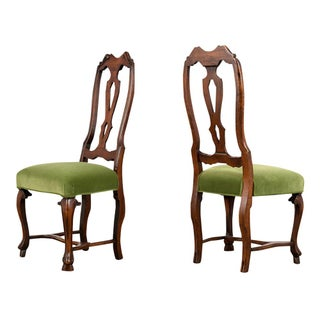 Set of Six Restored Traditional English Regency Style Dining Chairs Preview