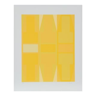 T Series (Yellow) by Arthur Boden For Sale