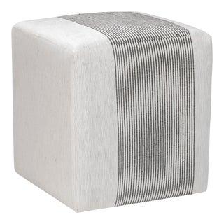 Azur Cube in Grey Pinstripe For Sale