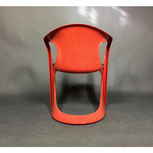 Gray Alexander Begge Casalino Chair for Casala, 1970s, Germany For Sale - Image 8 of 12