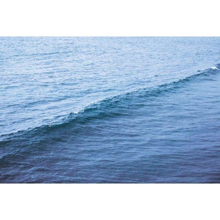 """Blue Wave"" Unframed Photographic Print For Sale"