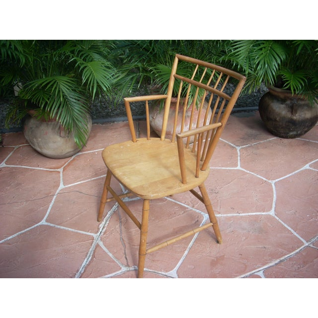 Combback Windsor Chair - Image 3 of 4