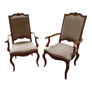 Century Armchairs - A Pair For Sale