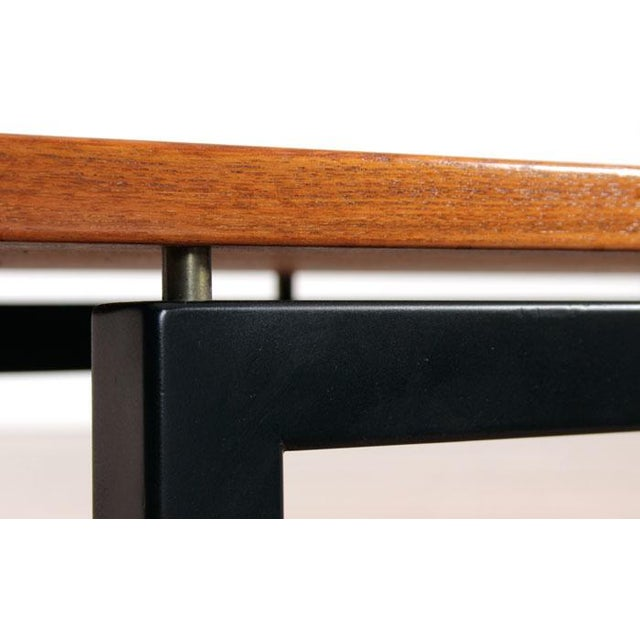 Restored Paul Tuttle for Baker Coffee Table - Image 6 of 6