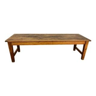 Antique Farmhouse Table For Sale