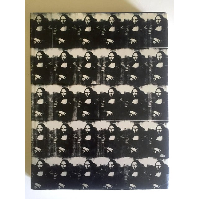 """"""" Andy Warhol Retrospektive """" Rare 1st Edtn Vintage 2001 German Exhibition Collector's Hardcover Art Book For Sale - Image 13 of 13"""