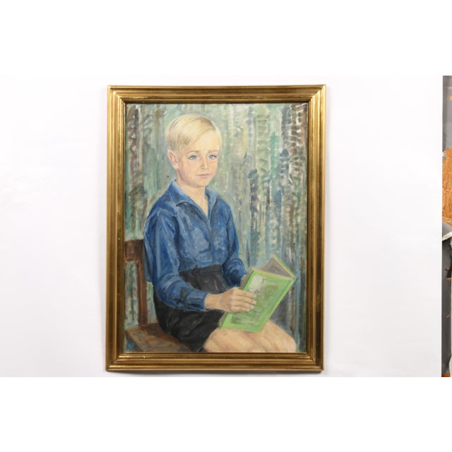 Portrait of a Danish Boy - Image 2 of 3