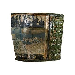 Art Pottery Bud Vase For Sale