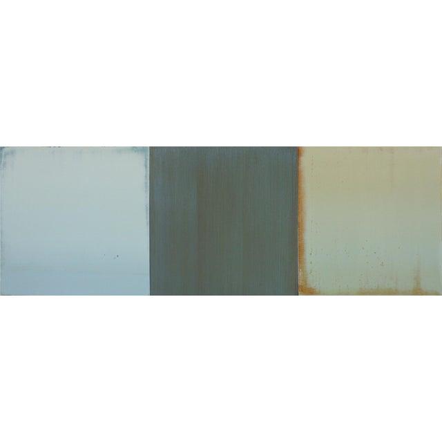 "Stephen Pentak ""2018, iii.iii"" Oil on birch panels."