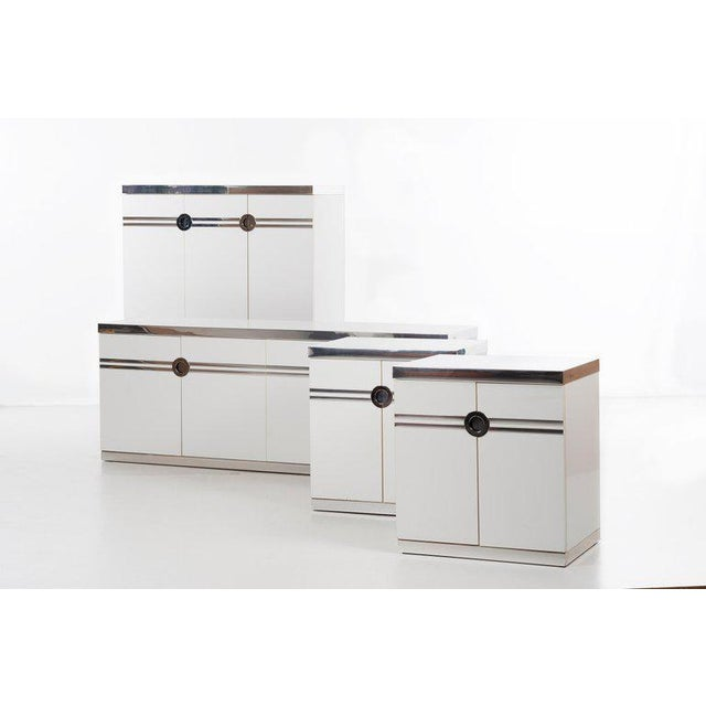 Pierre Cardin Pair of Nightstands For Sale - Image 11 of 13
