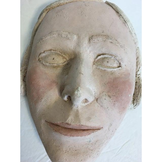 Vintage Terracotta Face Mask - Image 5 of 6