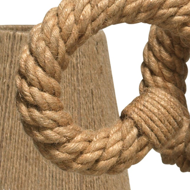 The French 1920's and nautical paraphernalia gave way to the inspiration of our Jute Collection. These pieces are the...