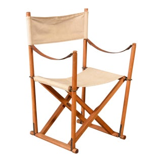 Mogens Koch Safari Chair