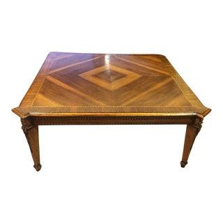 Francesco Molon Coffee Table