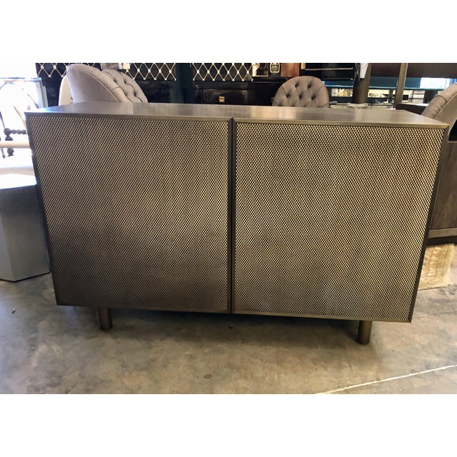 A Secret Warehouse Contemporary Profile Modern Sideboard For Sale - Image 4 of 4