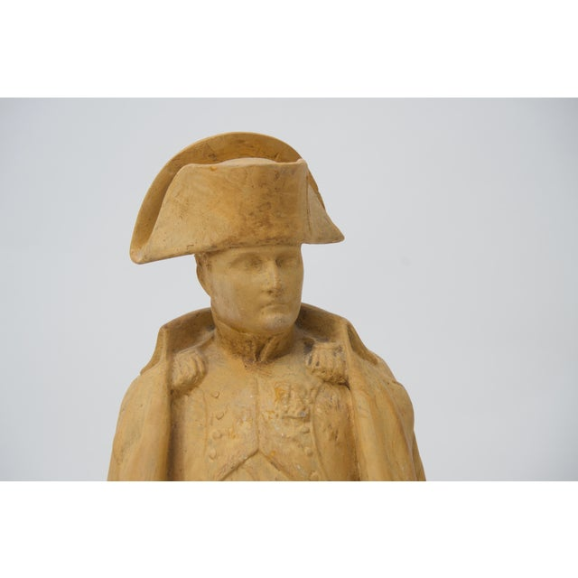 This stylish figure of Napoleon dates the late 19th century and was acquired from a dealer in London. For trade price or...