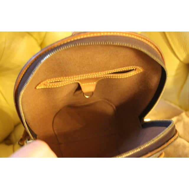 Modern Small Louis Vuitton Backpack Monogramm Bag For Sale - Image 3 of 12