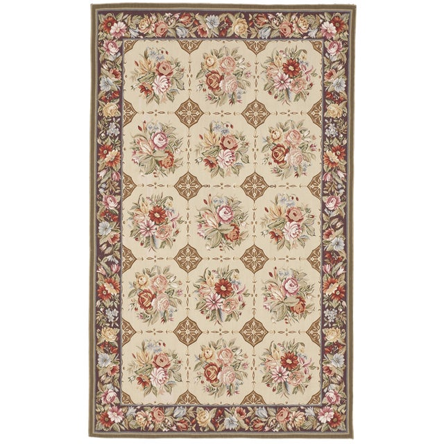Chinese Aubusson Tapestry For Sale