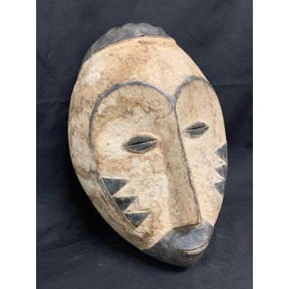 Vintage African Art Fang Mask Preview