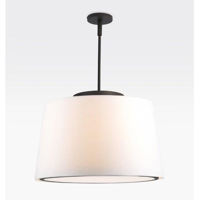 Cedar & Moss Pendant Light For Sale - Image 4 of 4