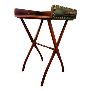 Mid Century Modern Bar Tray For Sale