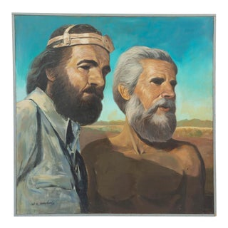 """""""The Prospectors"""" Painting by Val Samuelson For Sale"""