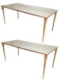 Image of Maison Jansen Coffee Tables