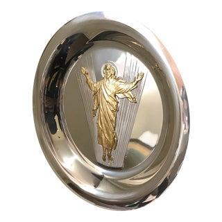 Limited Franklin Mint Frudakis Sterling Silver Plate