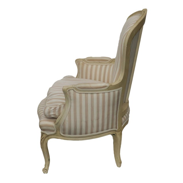 John Widdicomb French Style Upholstered Chair - Image 9 of 9
