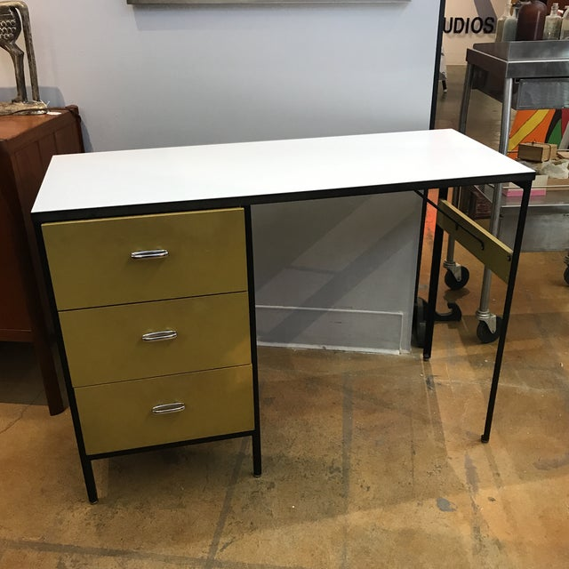 Mid-Century Modern George Nelson Desk For Sale - Image 3 of 6