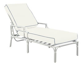 Image of Patio Single Outdoor Chaise Lounges