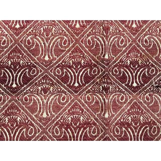 "Bellwether Rugs Turkish Flat Weave Kilim - 4'10"" X 10'5"" - Image 5 of 7"