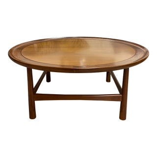 Midcentury Lane Coffee Table For Sale