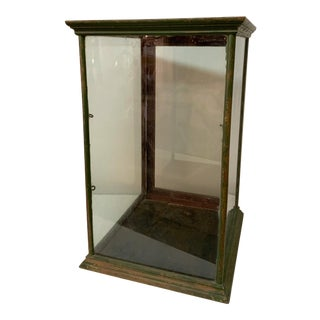 19th Century Display Case For Sale