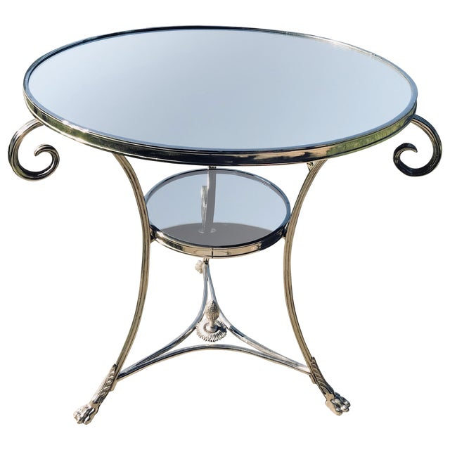 Neoclassical Side Table For Sale