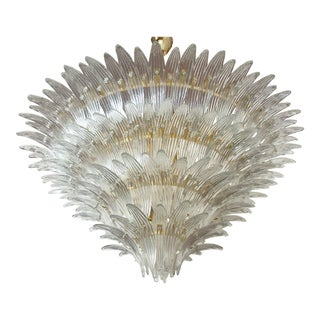 Maestro Palmette Chandelier by Fabio Ltd For Sale