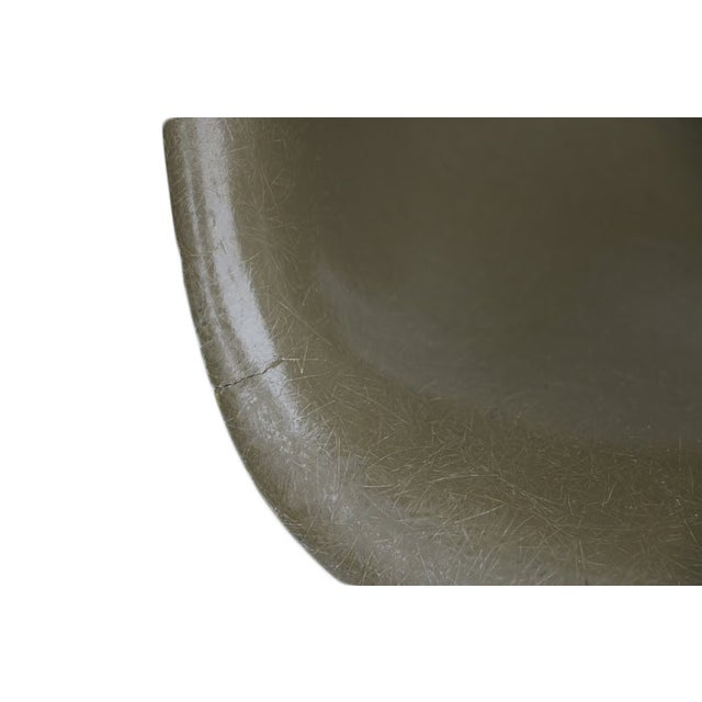 Charles Eames Bucket Swivel Chair - Pair - Image 6 of 8