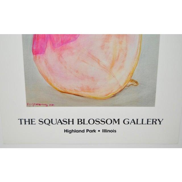 R.C. Gorman 1981 Art Exhibition Poster - Image 3 of 5