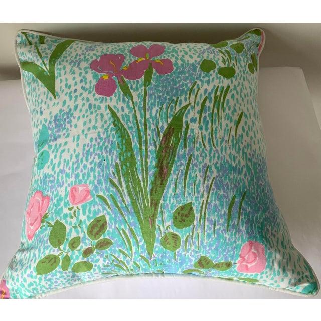 Pair of Paule Marrot Brunschwig Fils Custom Pillows For Sale - Image 11 of 13