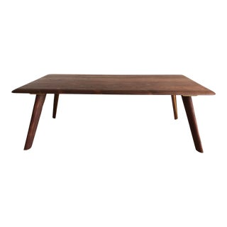 Vintage Mid-Century Modern Coffee Table by Carl Bissman From the Early 1960s. For Sale