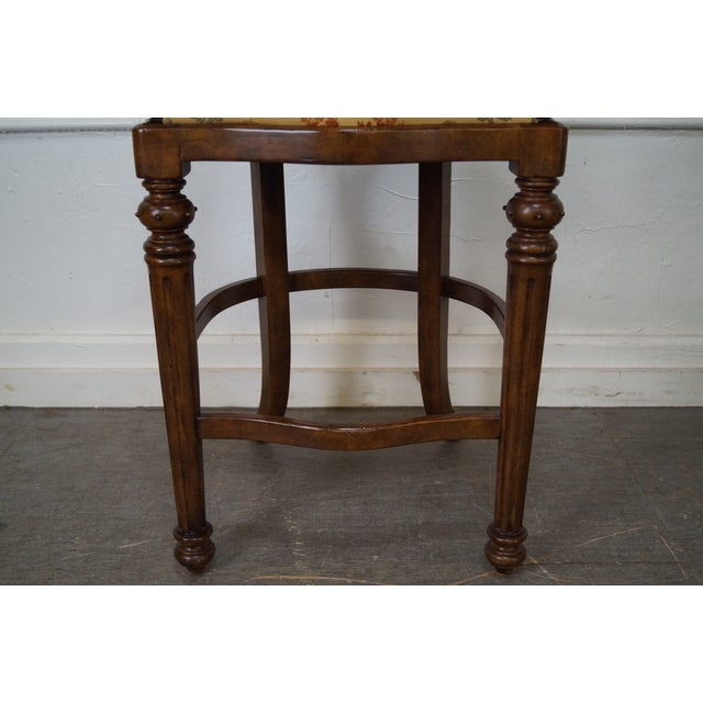 Minton Spidell Empire Style Burgess Barstools - Set of 3 - Image 7 of 10