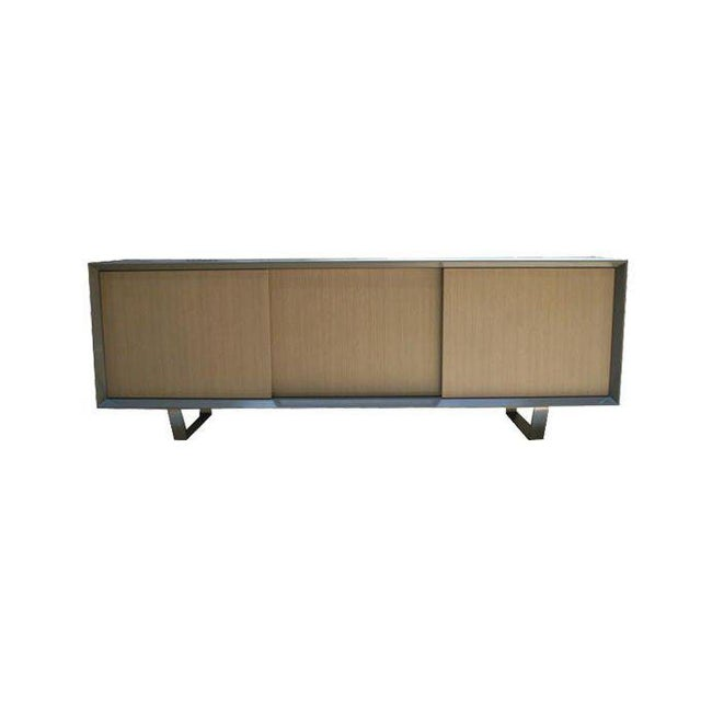 2010s Customizable Yoon Sliding Door Console For Sale - Image 5 of 10