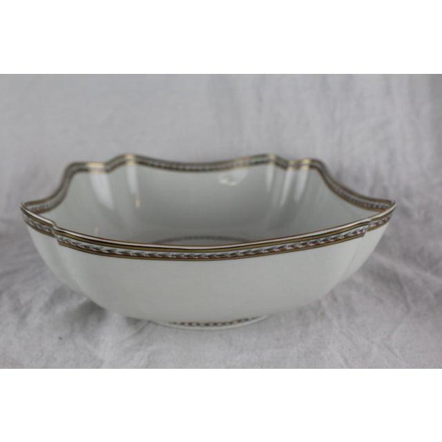 Ceramic 1950s Vintage Vista Allegre Centerpiece Bowl For Sale - Image 7 of 8